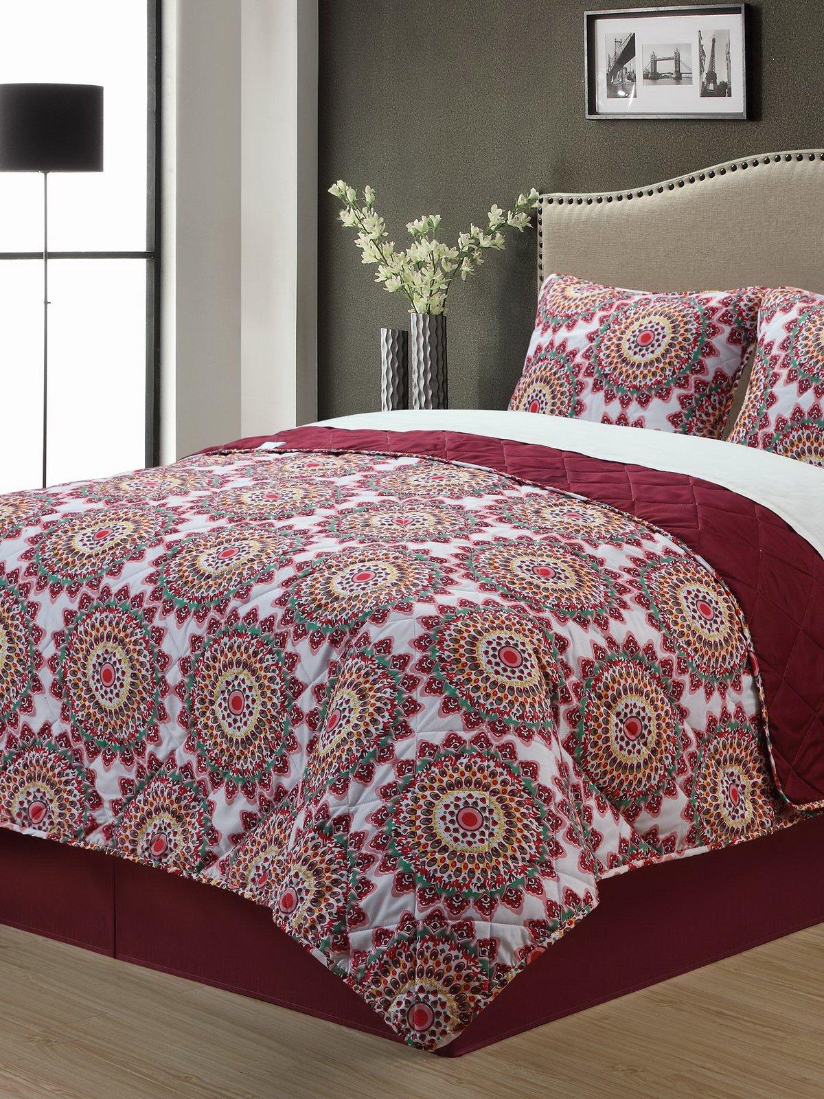 Комплект постельного белья двуспальный   1707148
