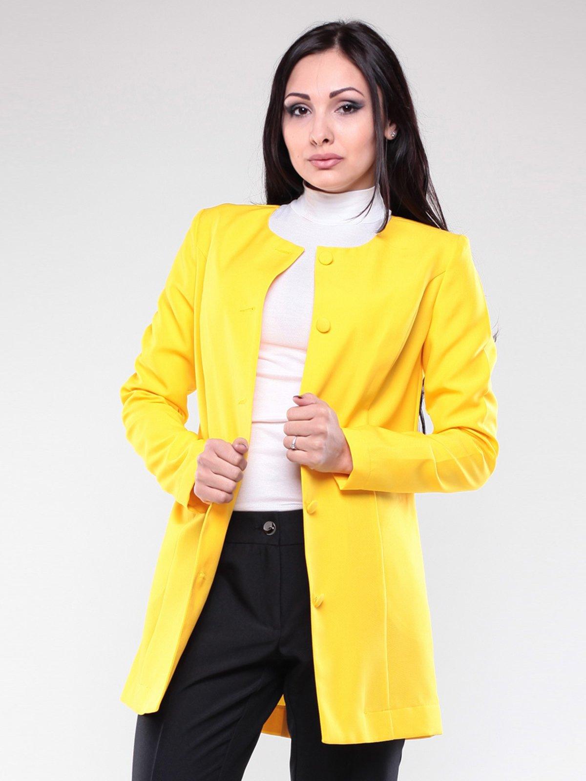Кардиган желтый   1706730