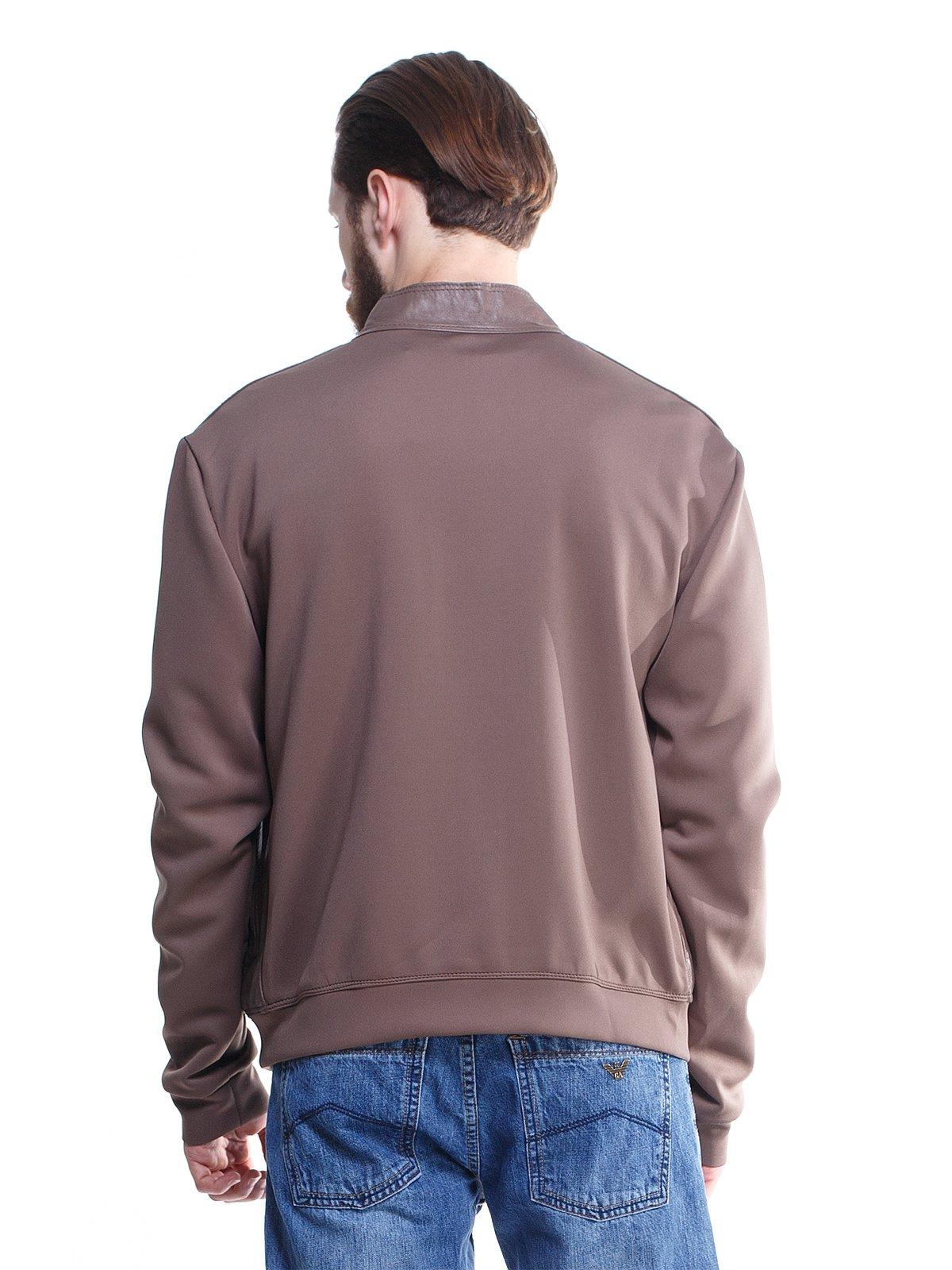 Куртка цвета фанго | 1373458 | фото 2