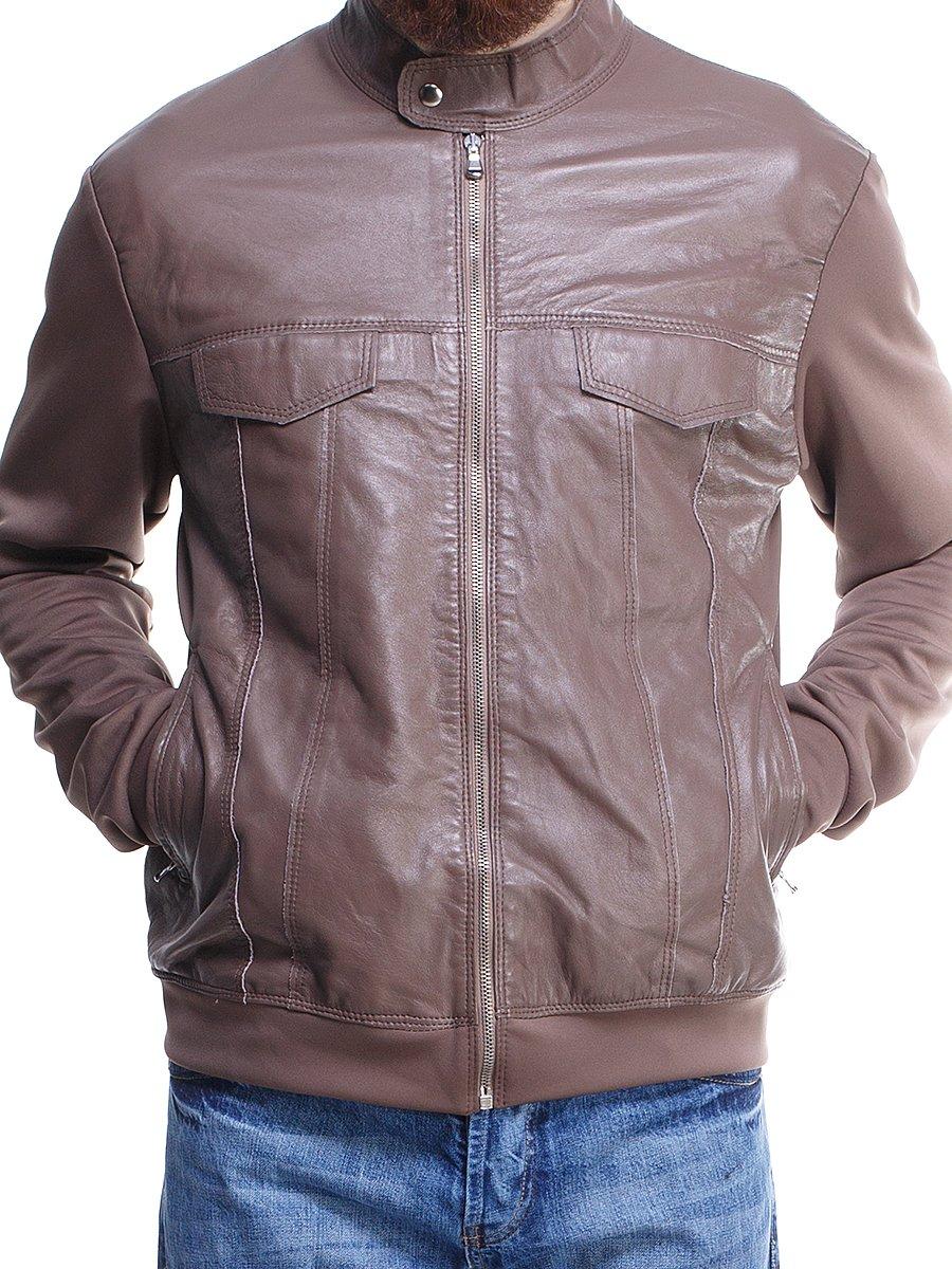 Куртка цвета фанго | 1373458 | фото 3