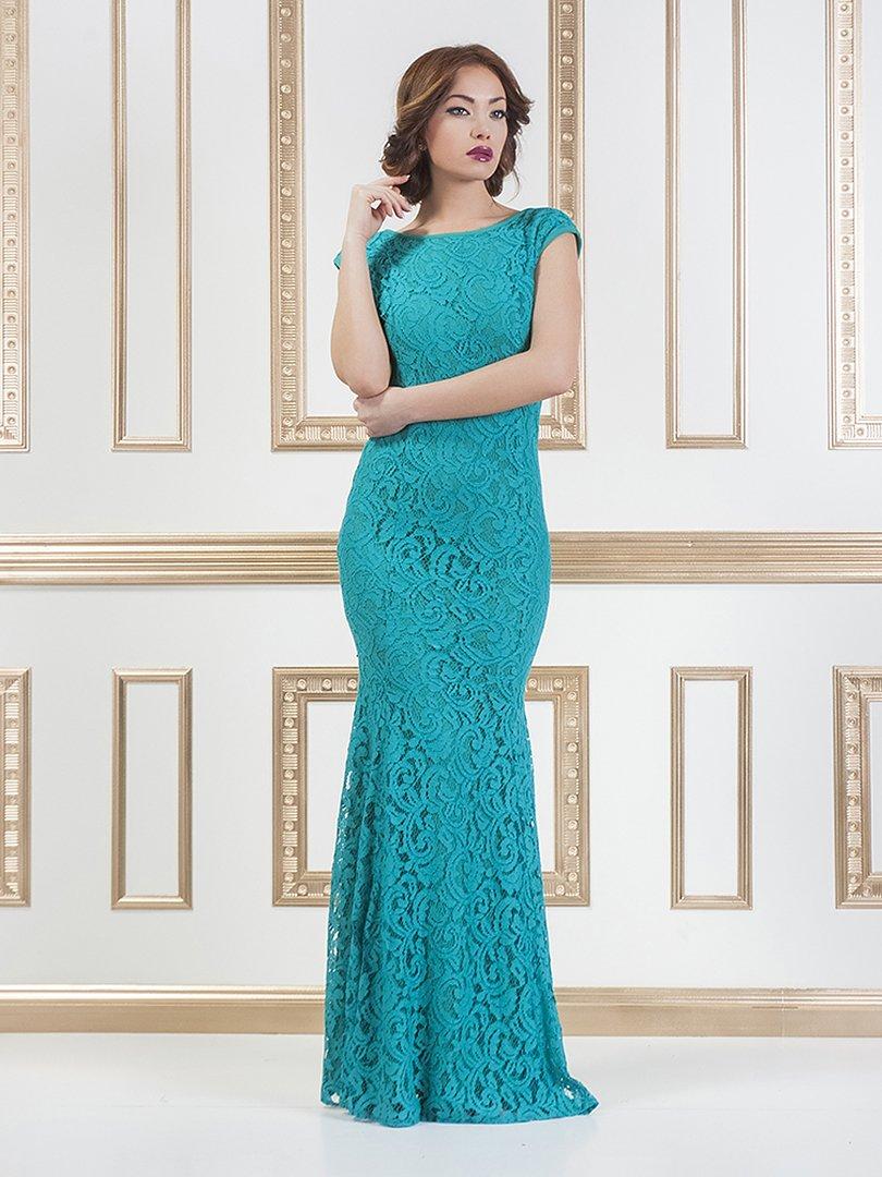 Сукня бірюзова | 1735196