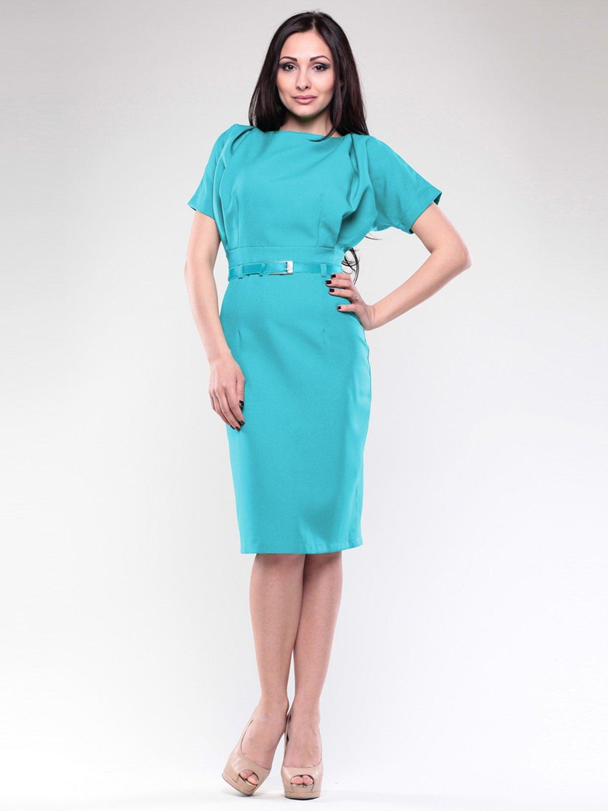 Сукня світло-ментолова | 1741579