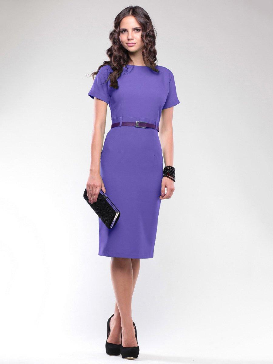 Платье фиолетовое | 1746787