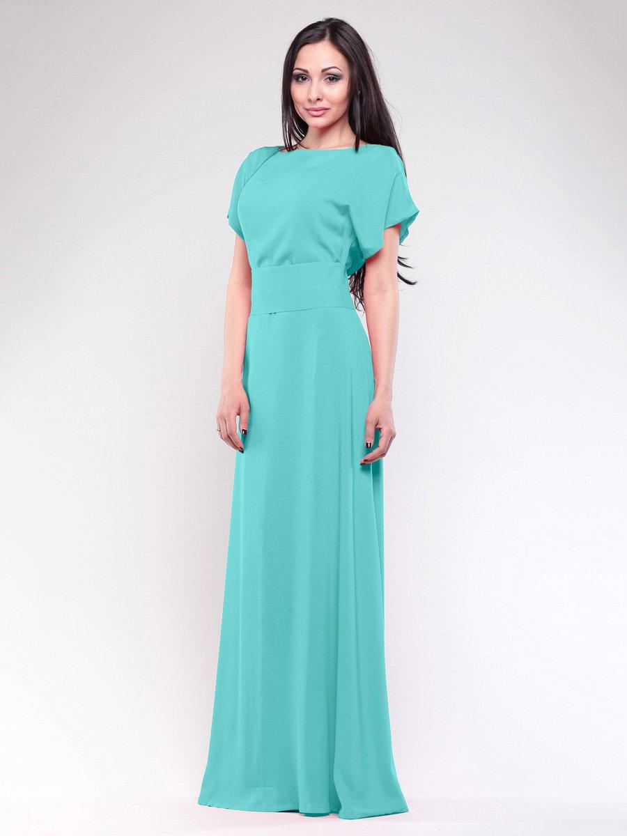 Сукня світло-бірюзова | 1746832