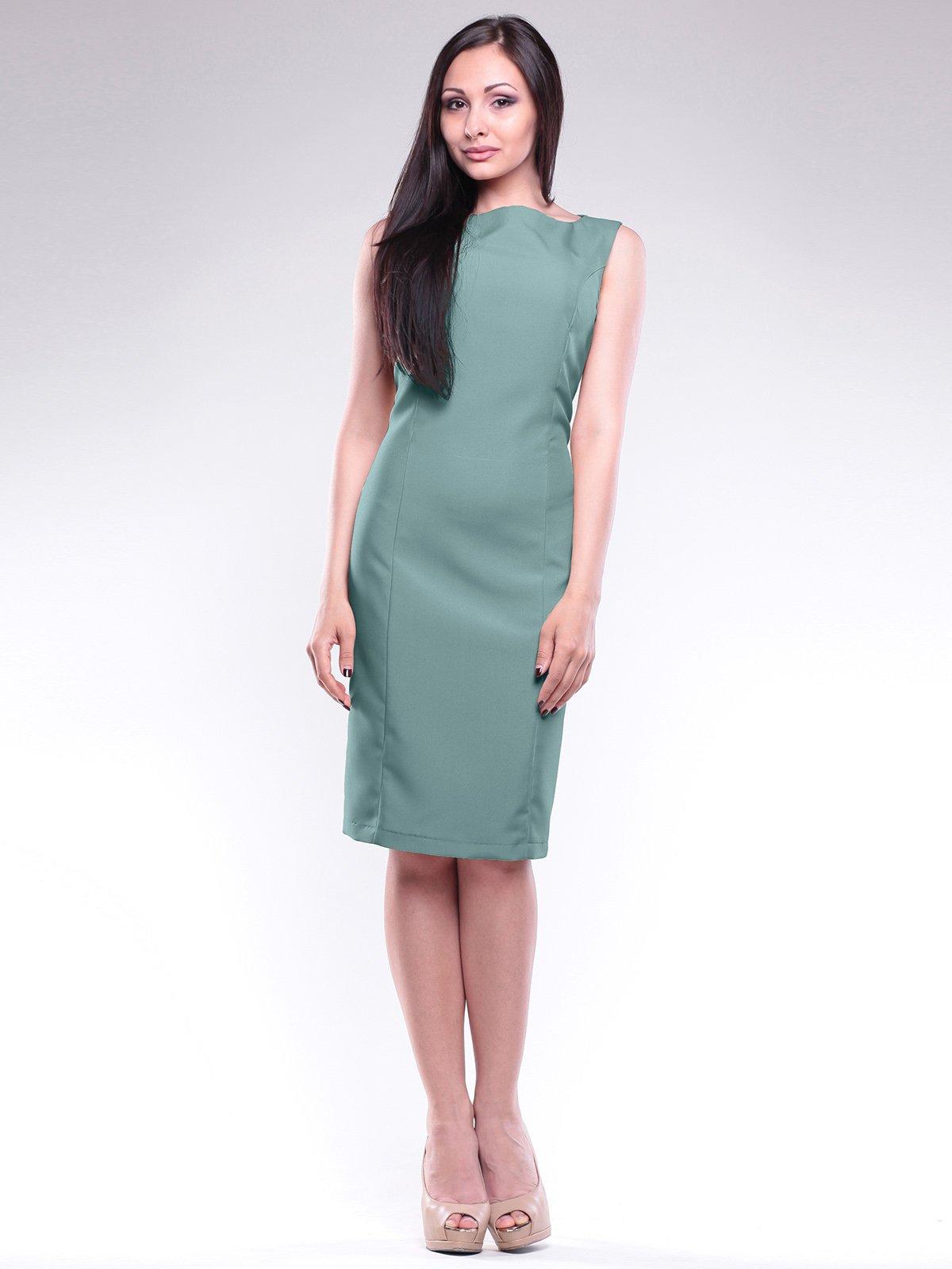 Сукня оливкового кольору | 1762993