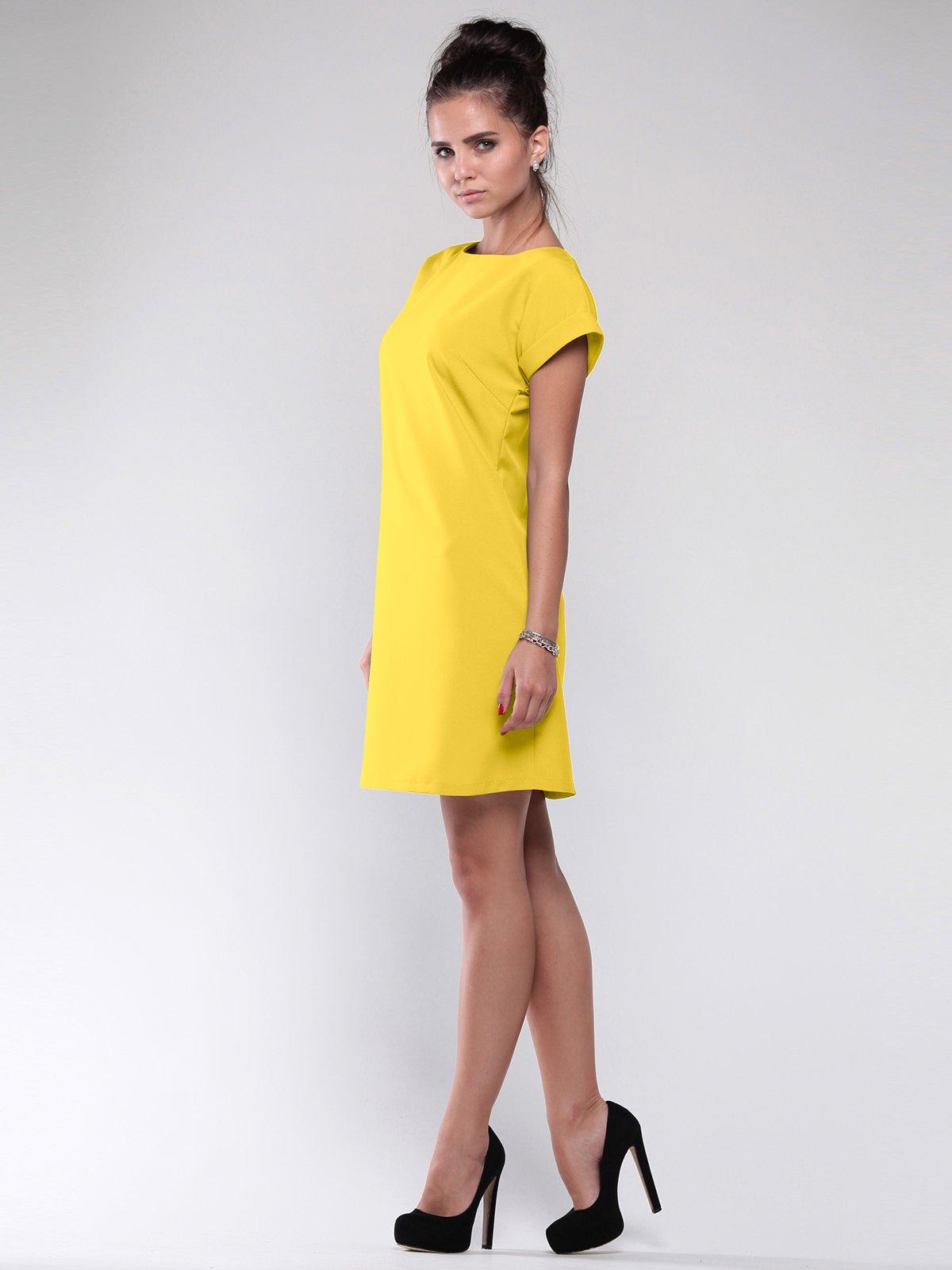 Сукня жовта | 1787437
