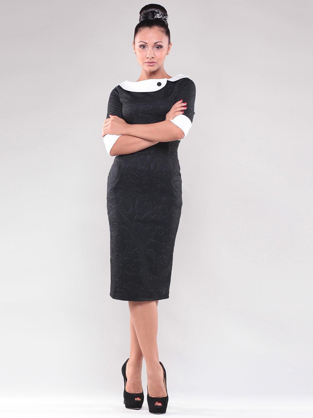 Платье черное | 1796916