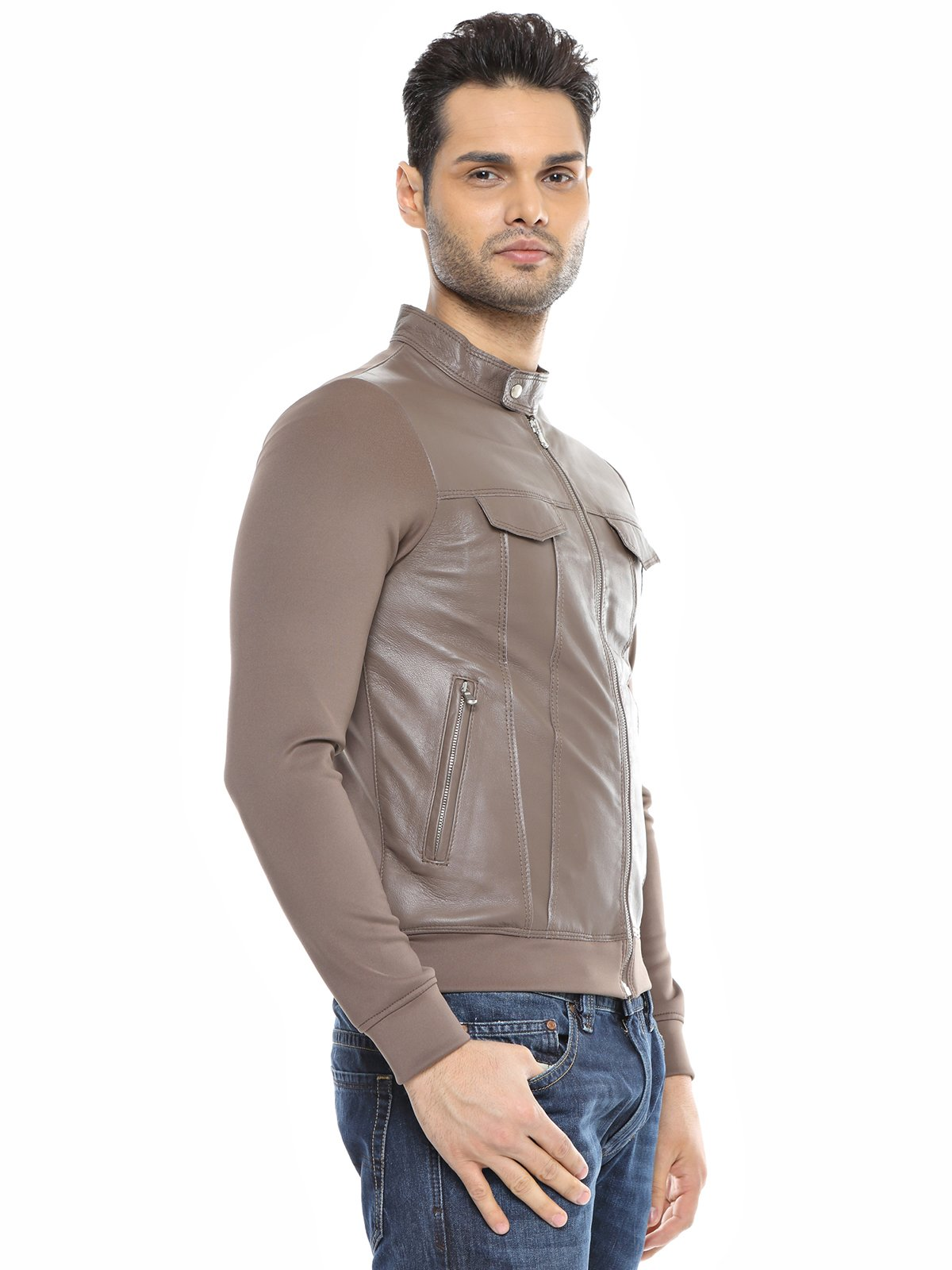 Куртка цвета фанго | 1373458 | фото 6