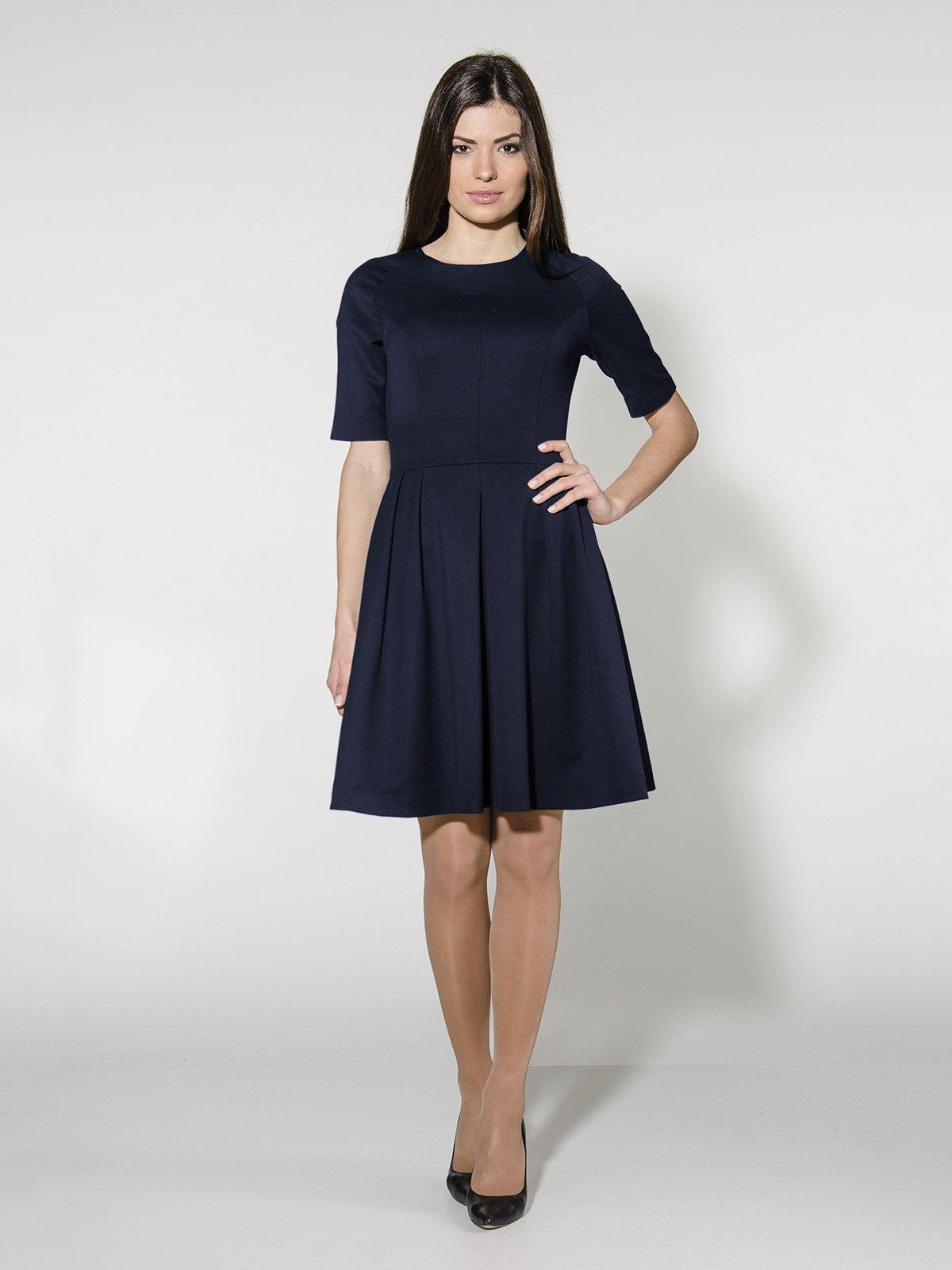 Сукня темно-синя | 1804911