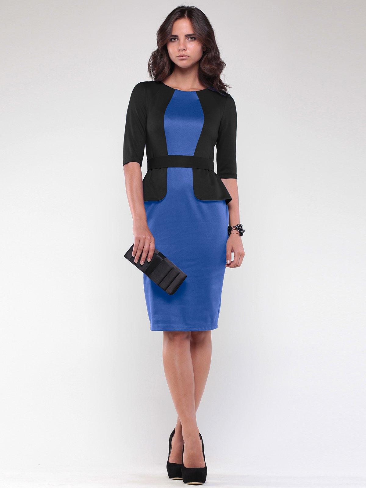 Сукня чорно-синя   1806451