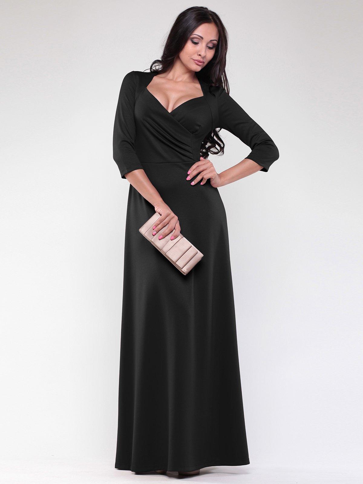 Платье черное   1806476