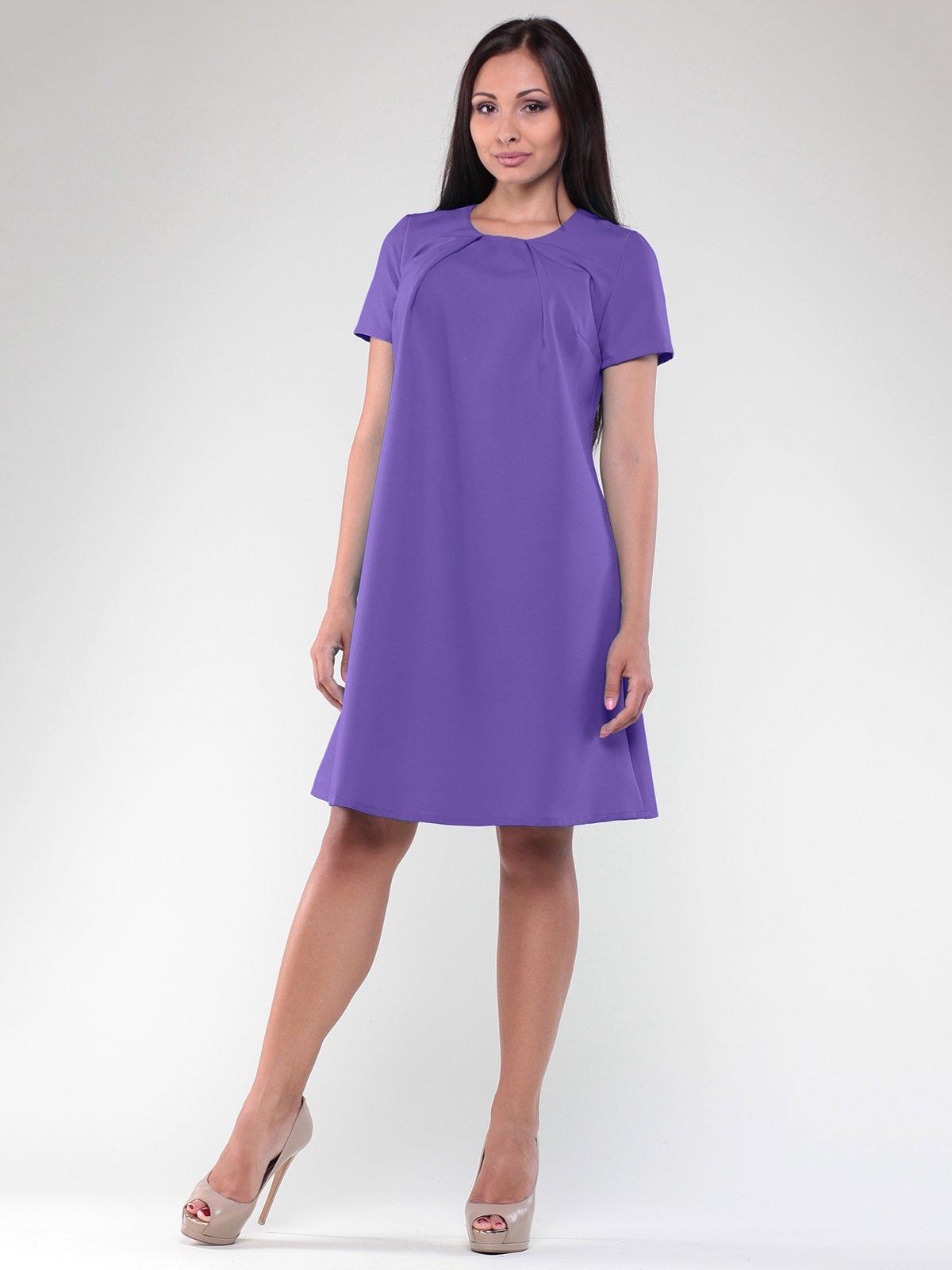 Платье светло-фиалкового цвета | 1822742