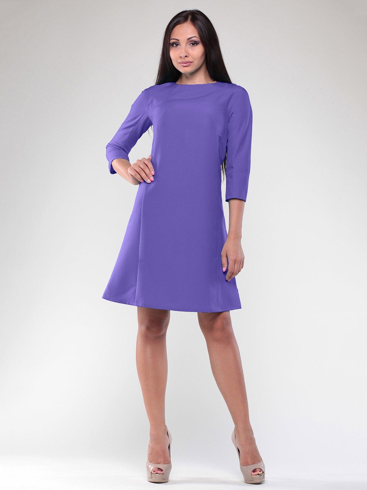 Платье сиреневое   1822747