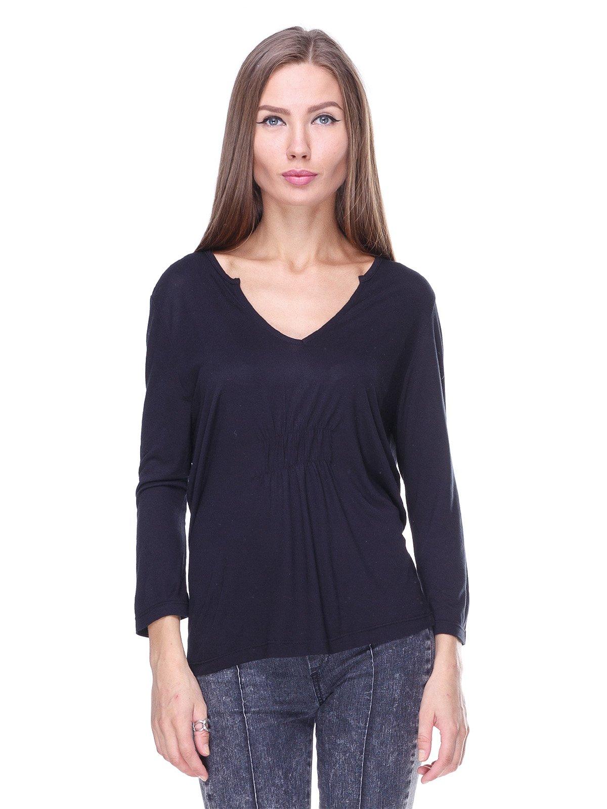 Блуза черная | 1443365