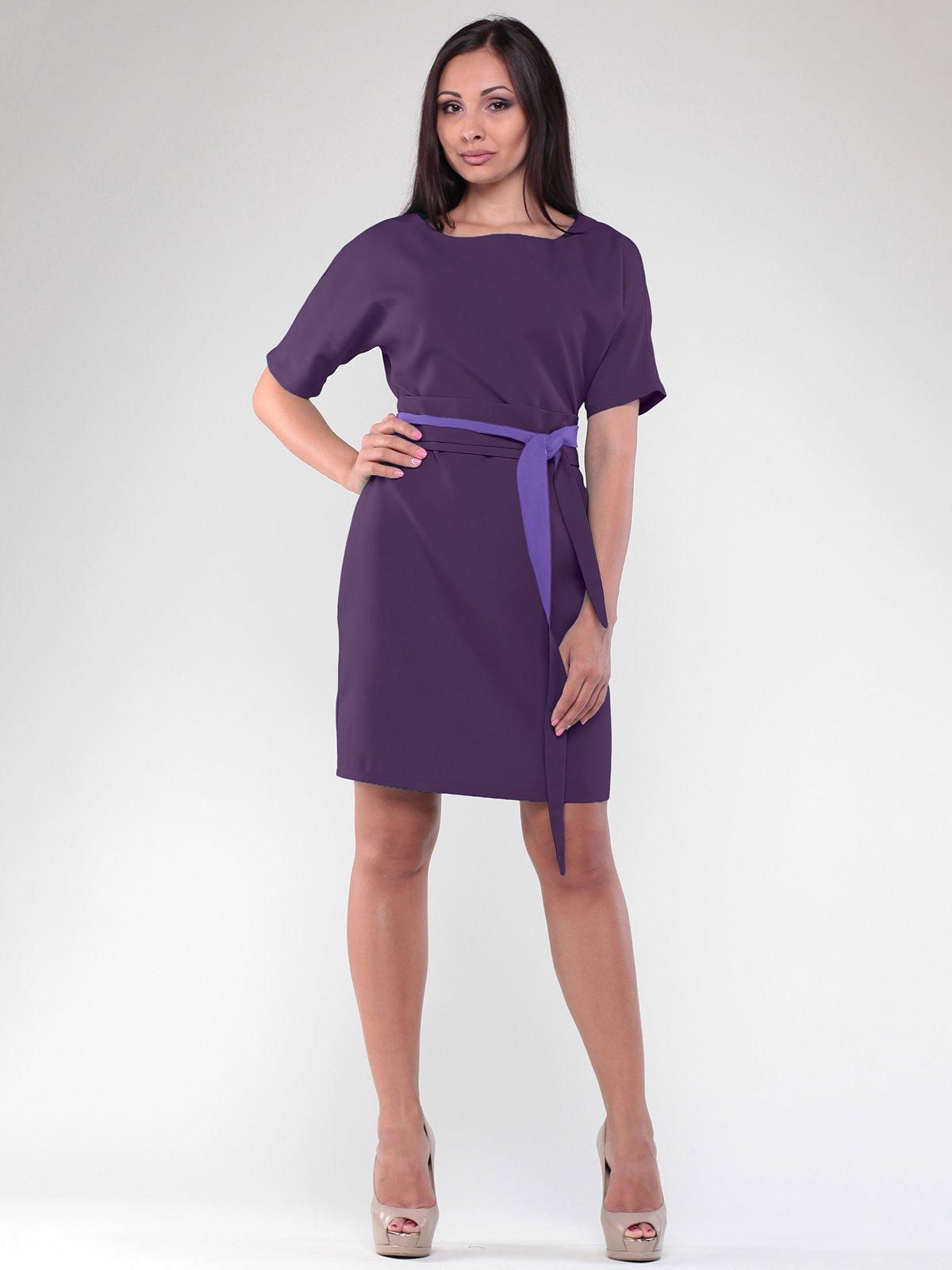 Платье фиолетовое | 1832203