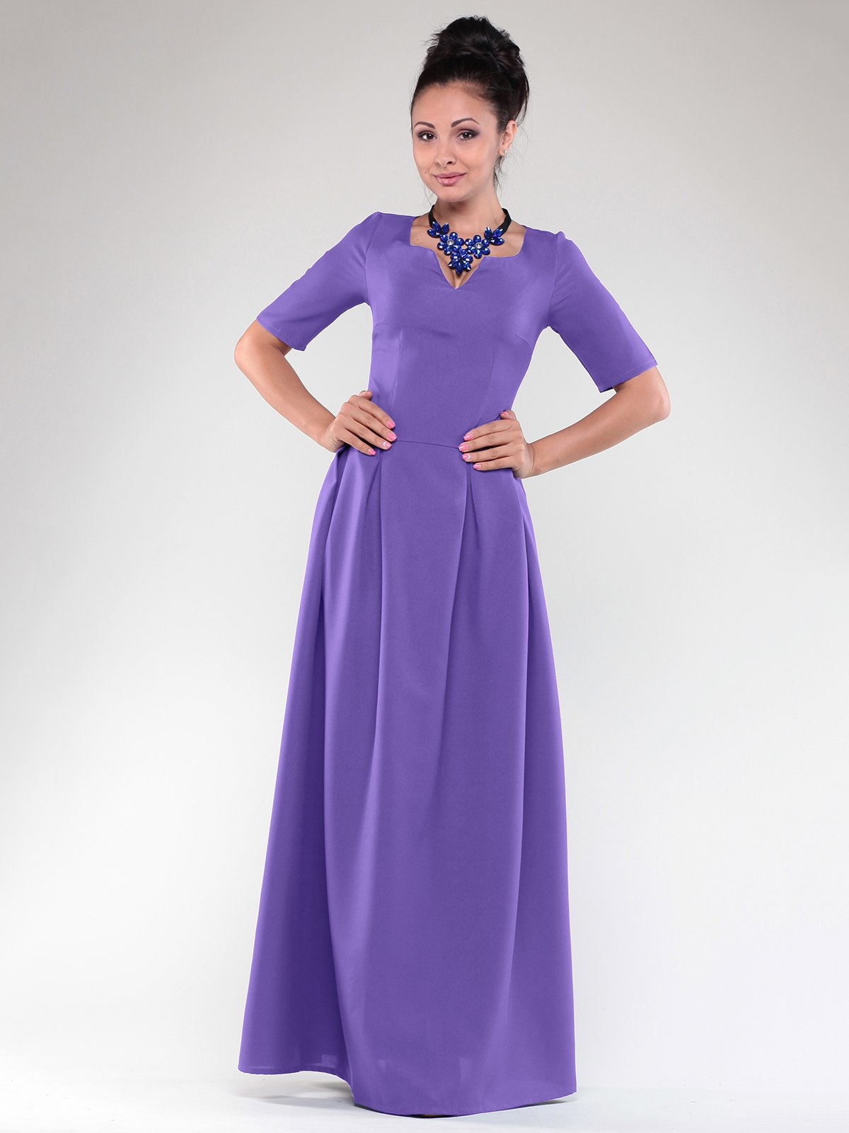 Сукня світло-фіалкова | 1832185