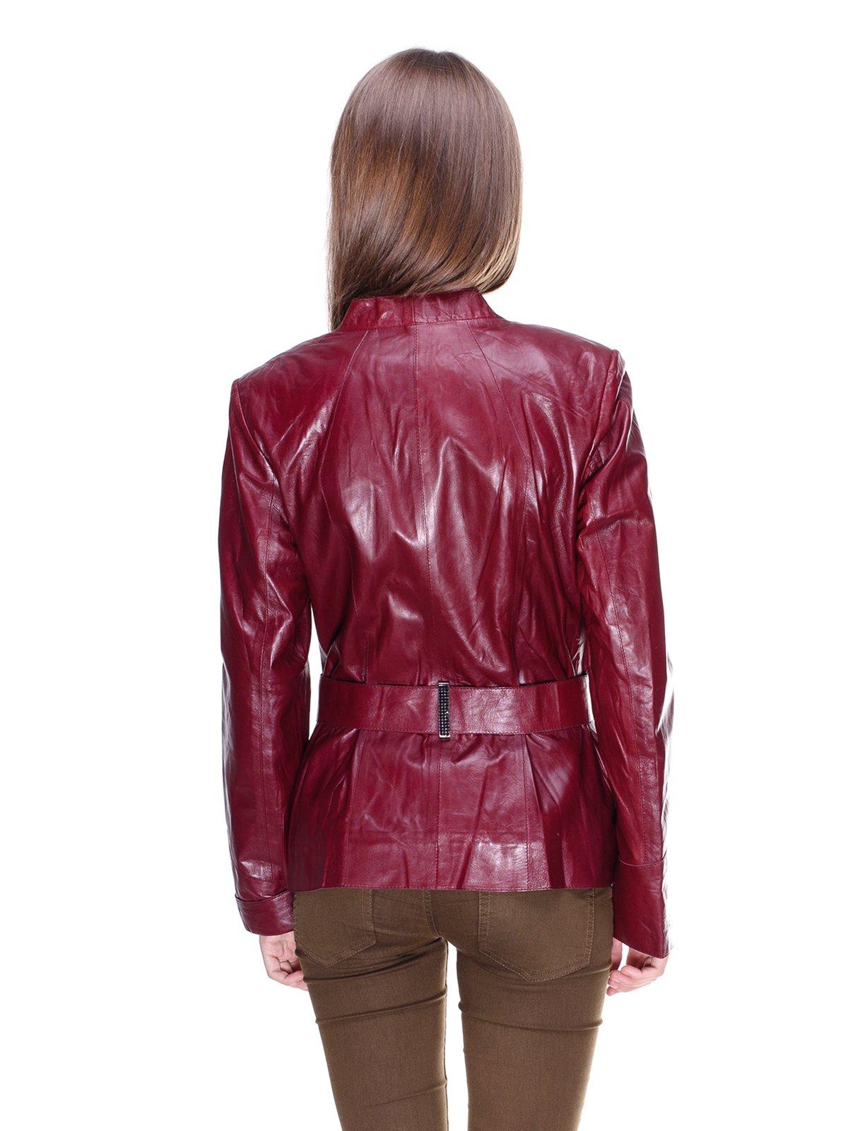 Куртка темно-бордова | 1830312 | фото 2