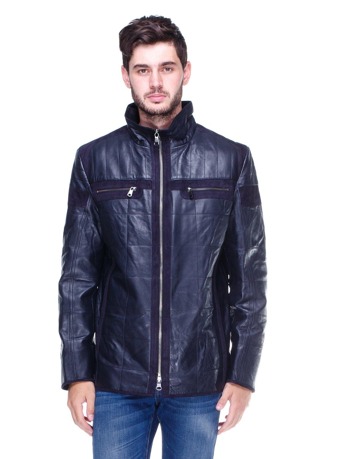 Куртка темно-синяя | 1830328