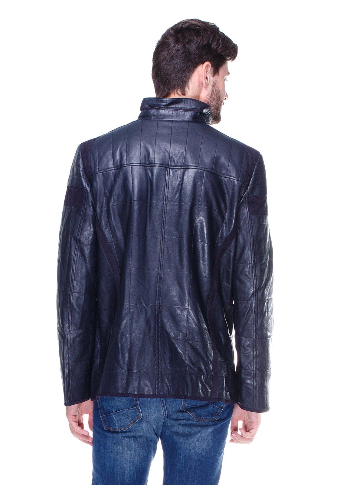 Куртка темно-синяя | 1830328 | фото 2