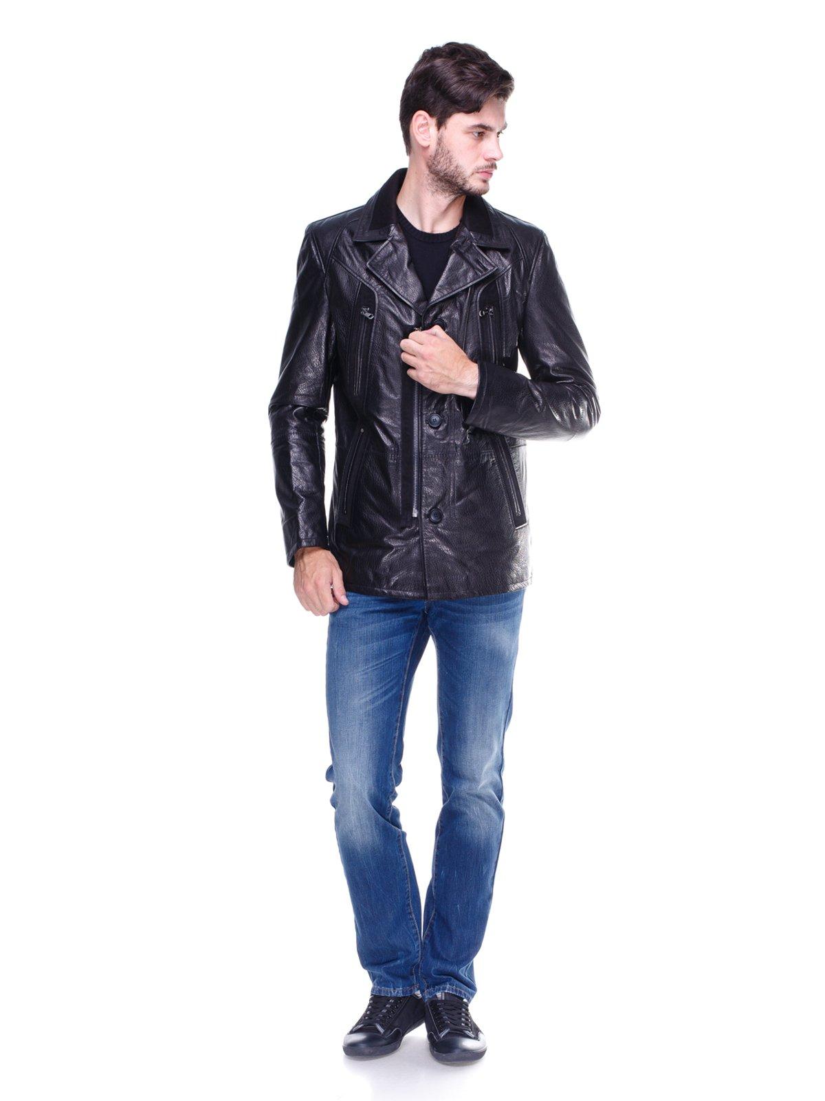 Куртка чорна   1830330   фото 4