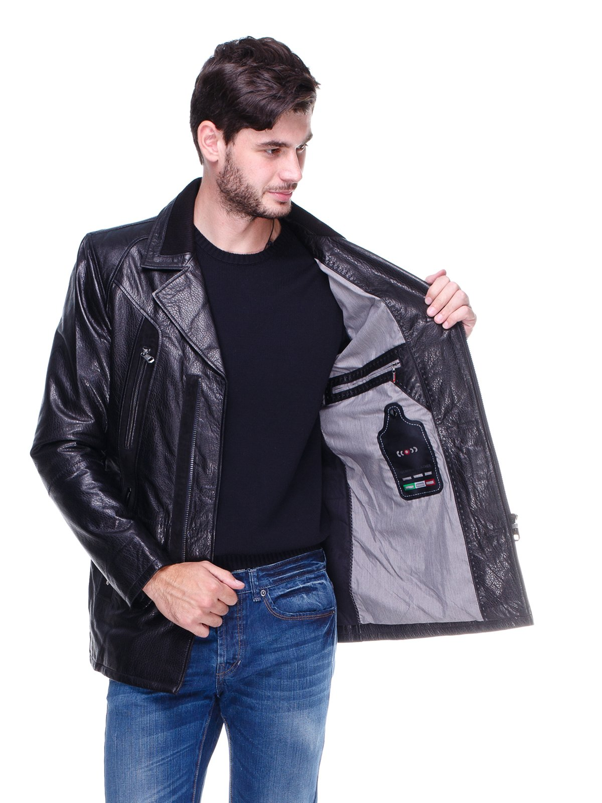 Куртка чорна   1830330   фото 5