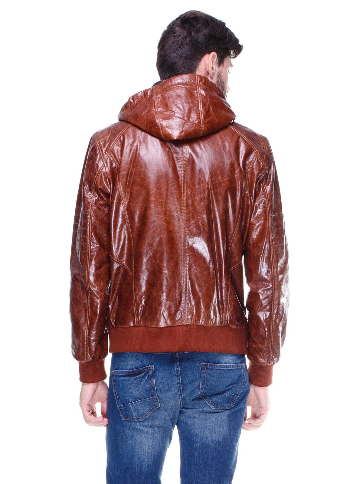 Куртка коричнева | 1830352 | фото 2