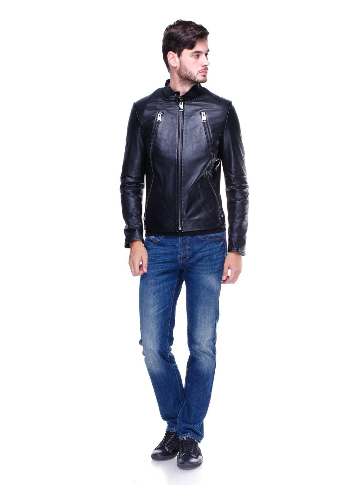 Куртка чорна   1830344   фото 4