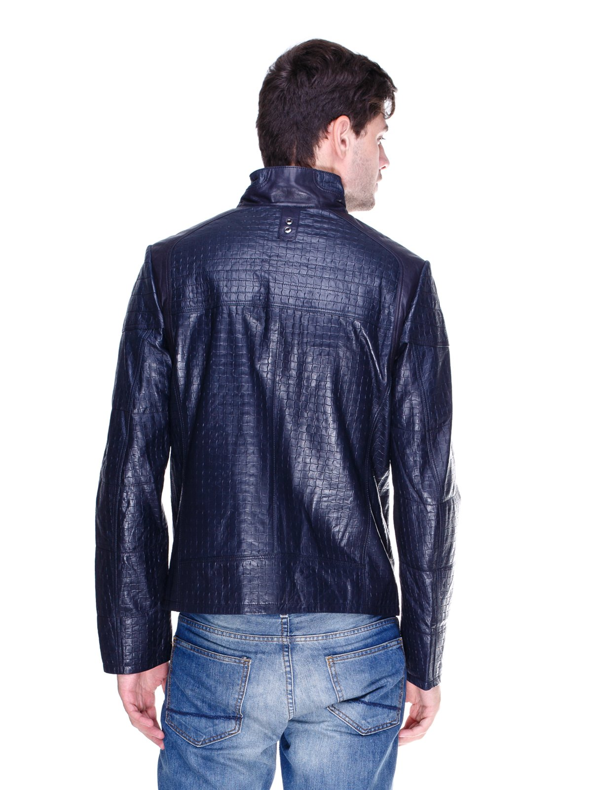 Куртка темно-синя | 1833605 | фото 2