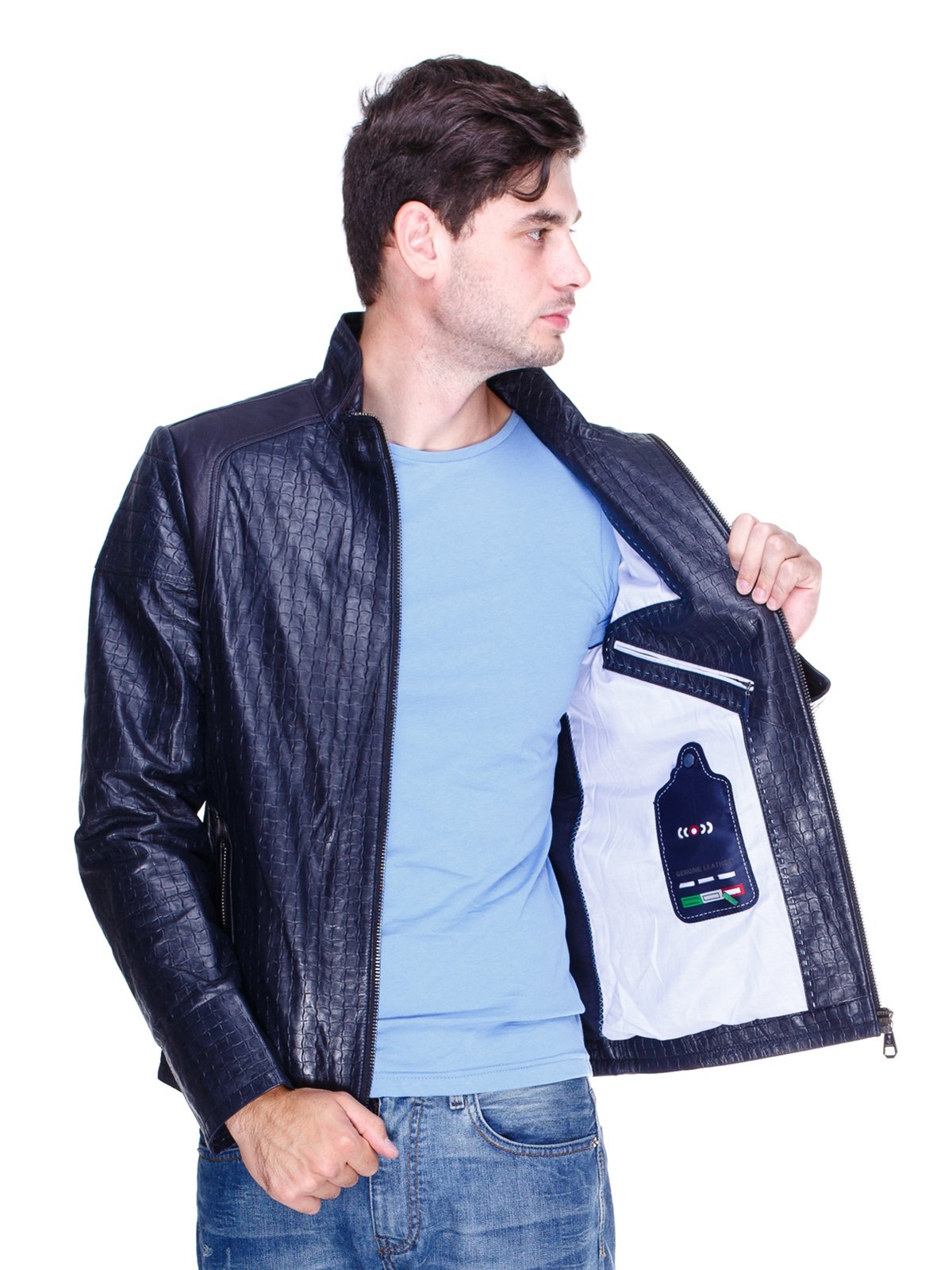 Куртка темно-синя | 1833605 | фото 5