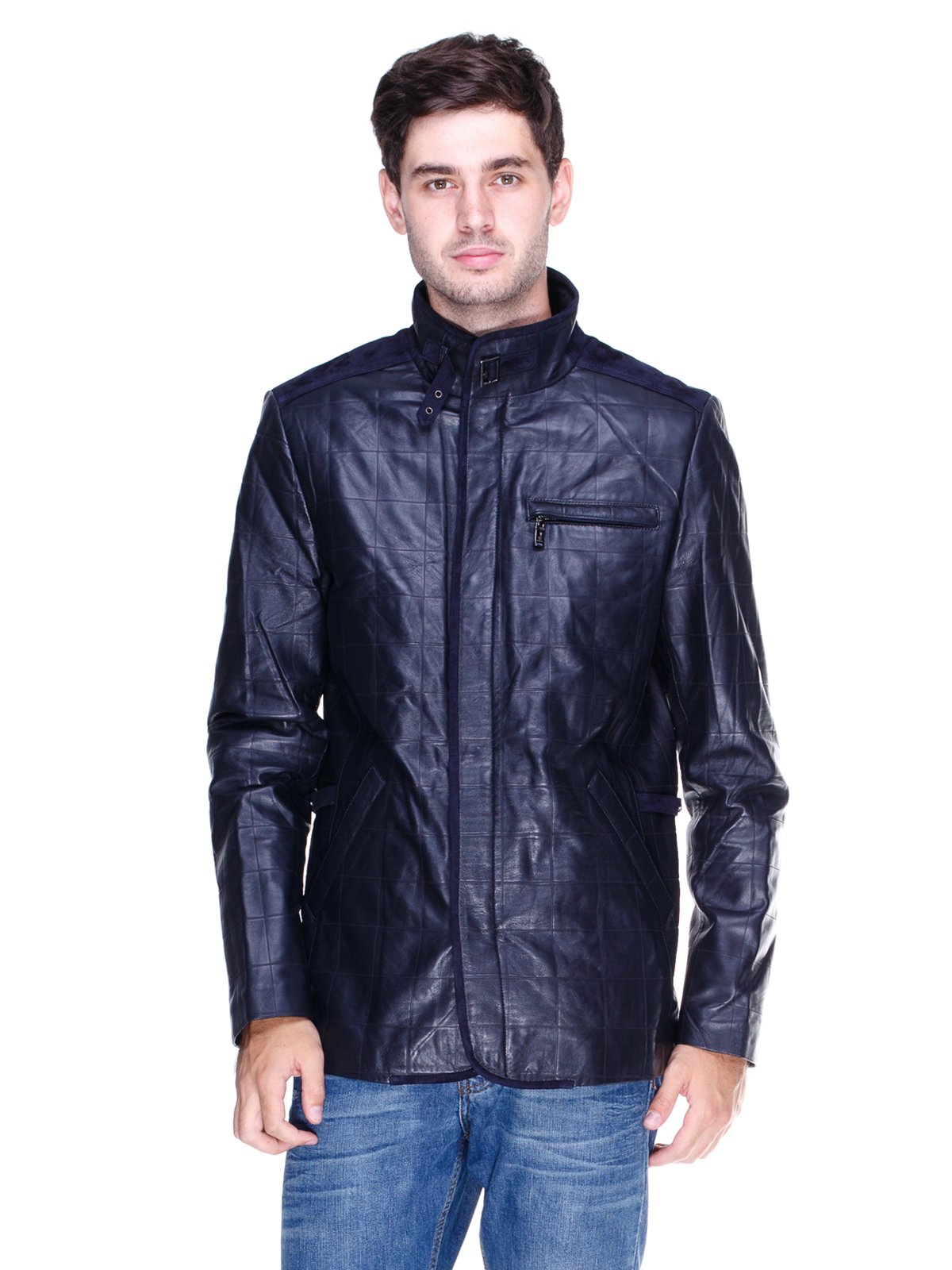Куртка темно-синя | 1833595