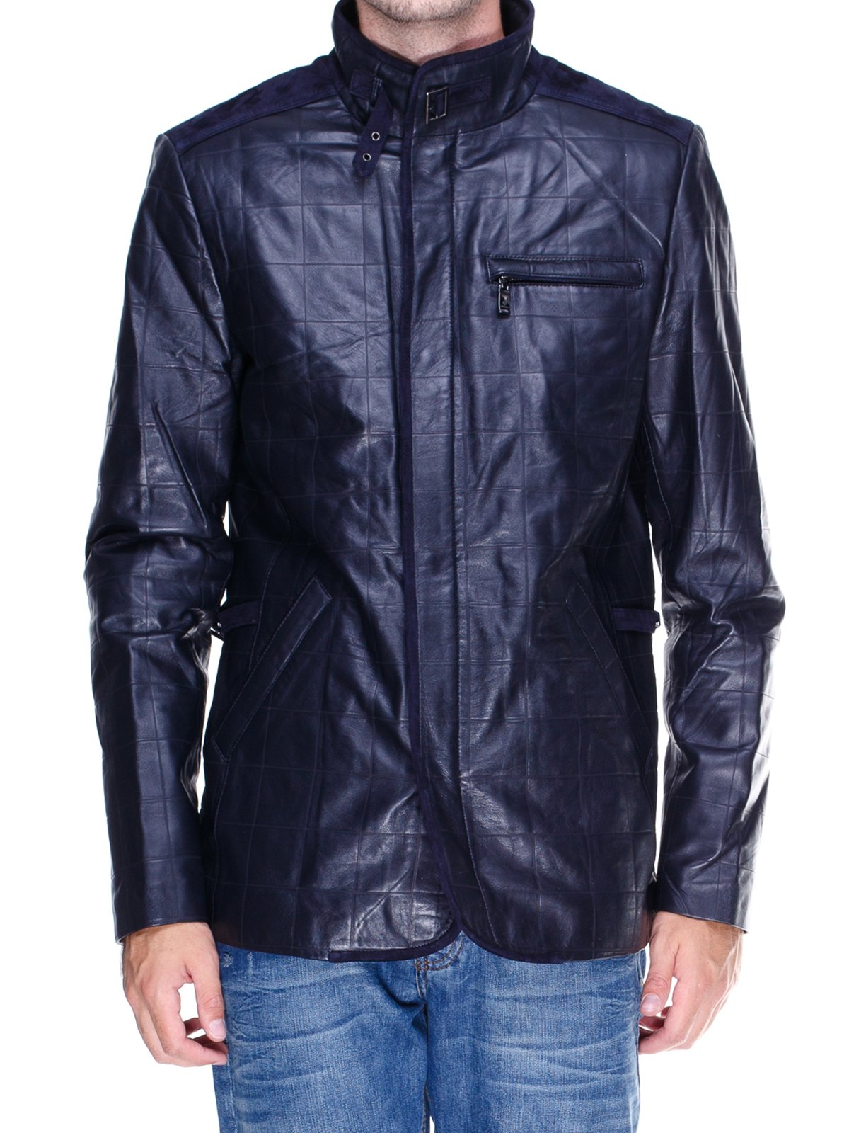 Куртка темно-синя | 1833595 | фото 3