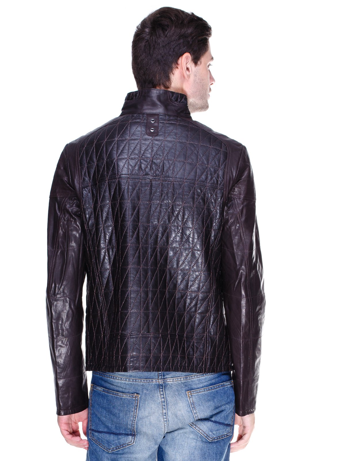 Куртка темно-коричнева | 1833600 | фото 2