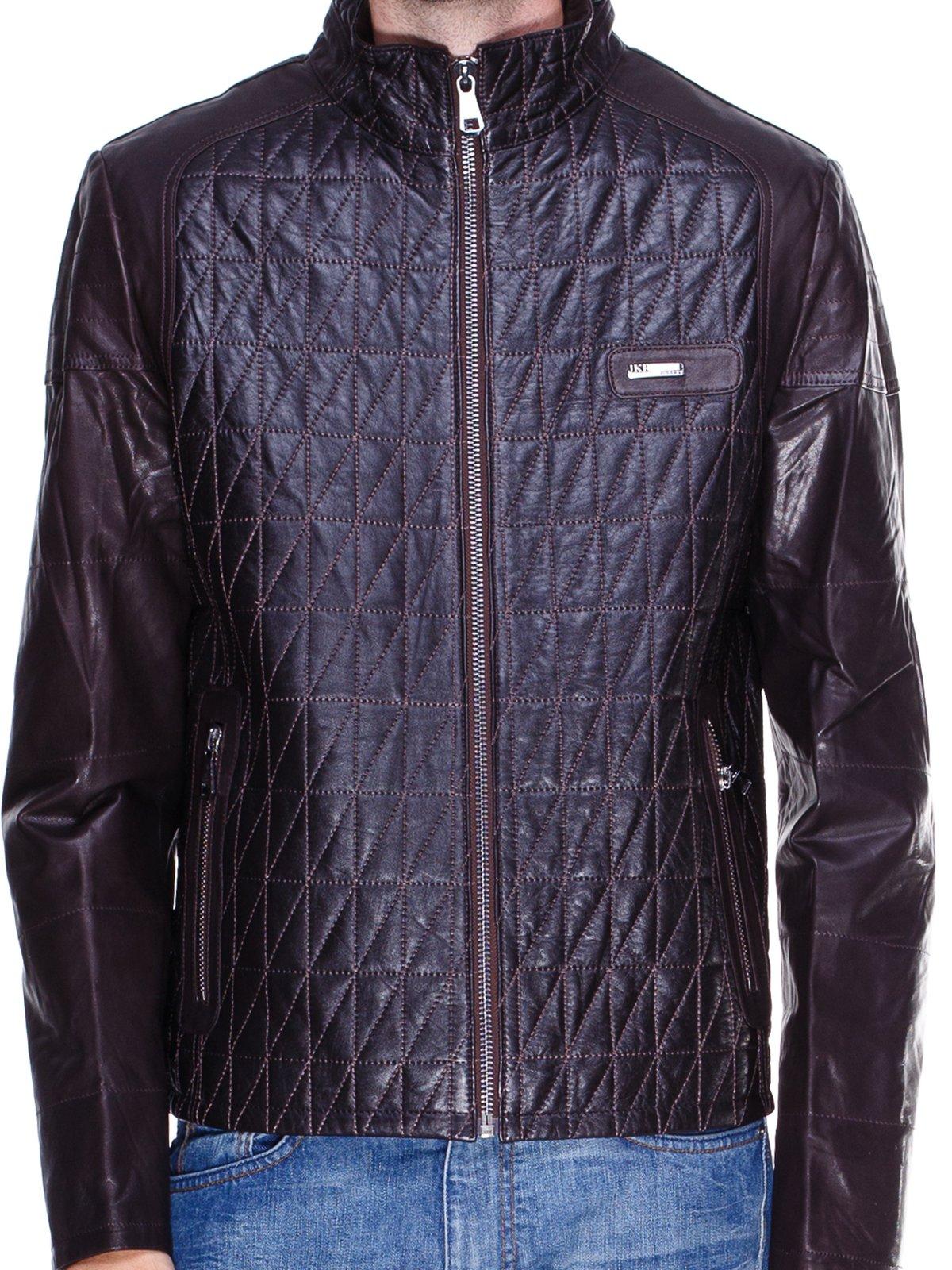 Куртка темно-коричнева | 1833600 | фото 3