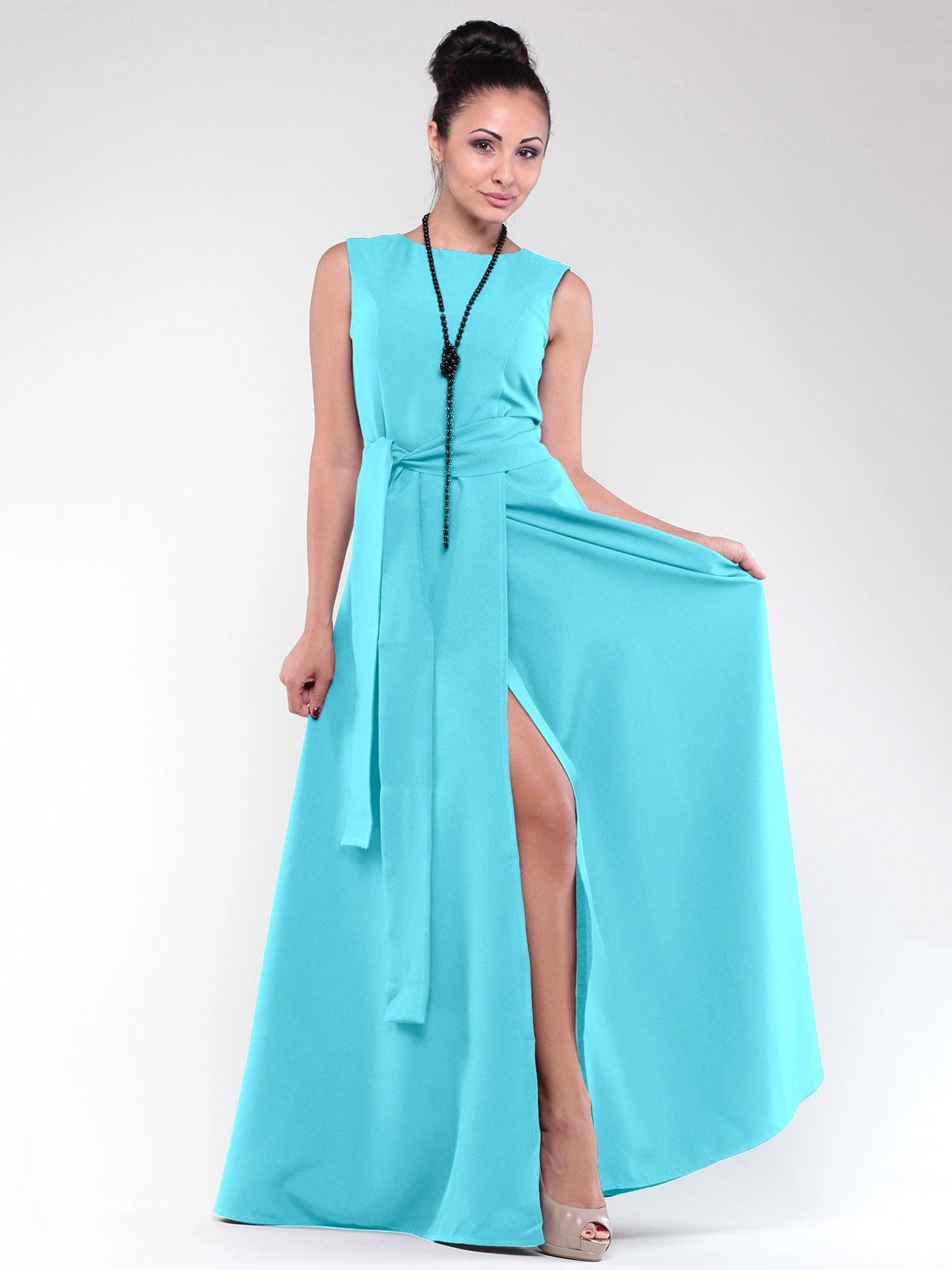 Сукня світло-ментолова   1838229
