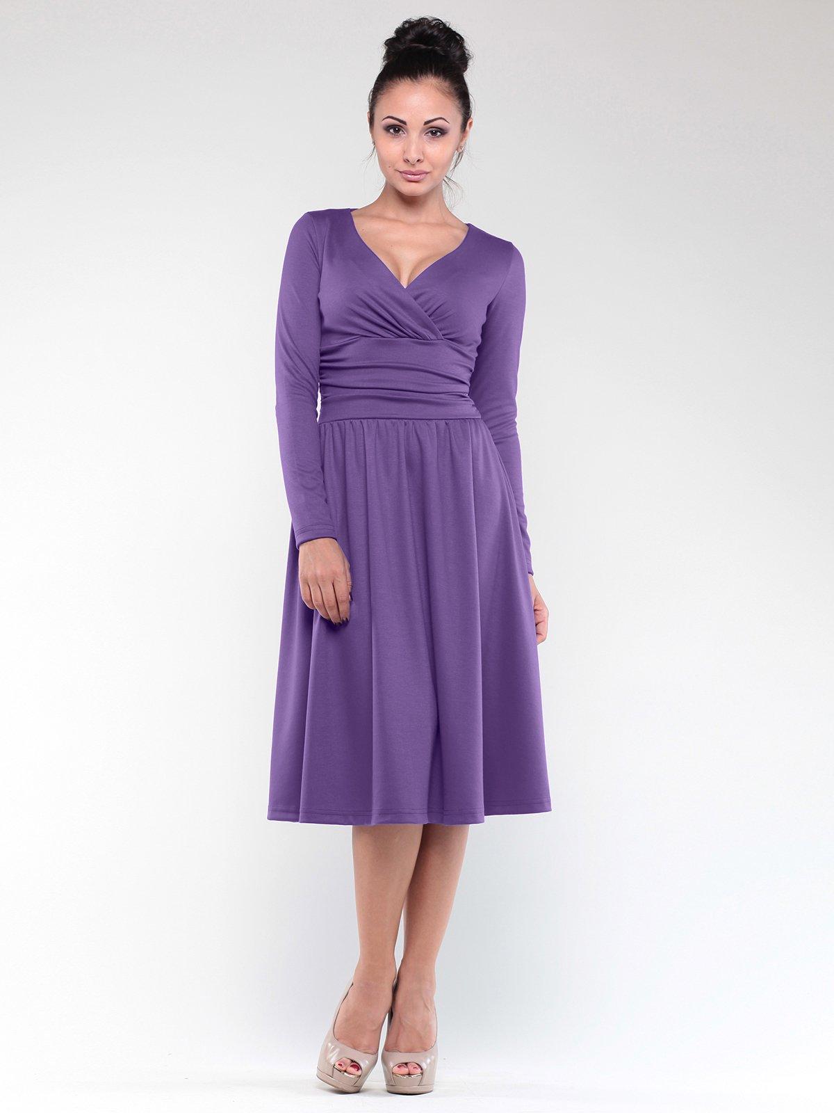 Сукня фіолетова | 1842214