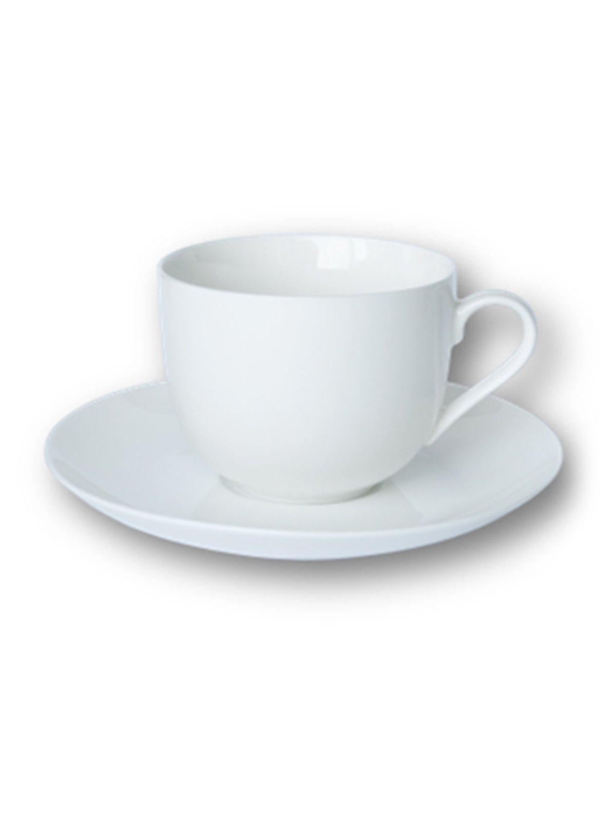 Чашка (230 мл) с блюдцем   1849455
