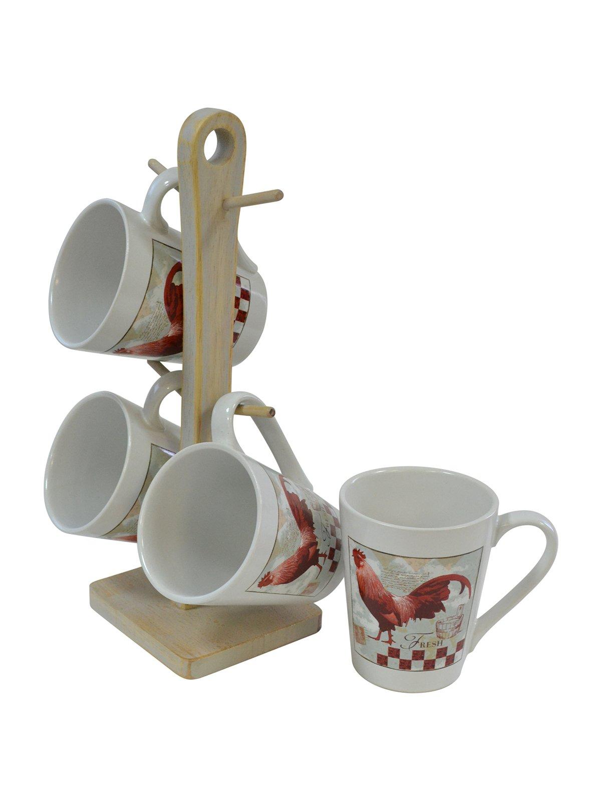Набір чашок (4 шт., 300 мл) | 1849369