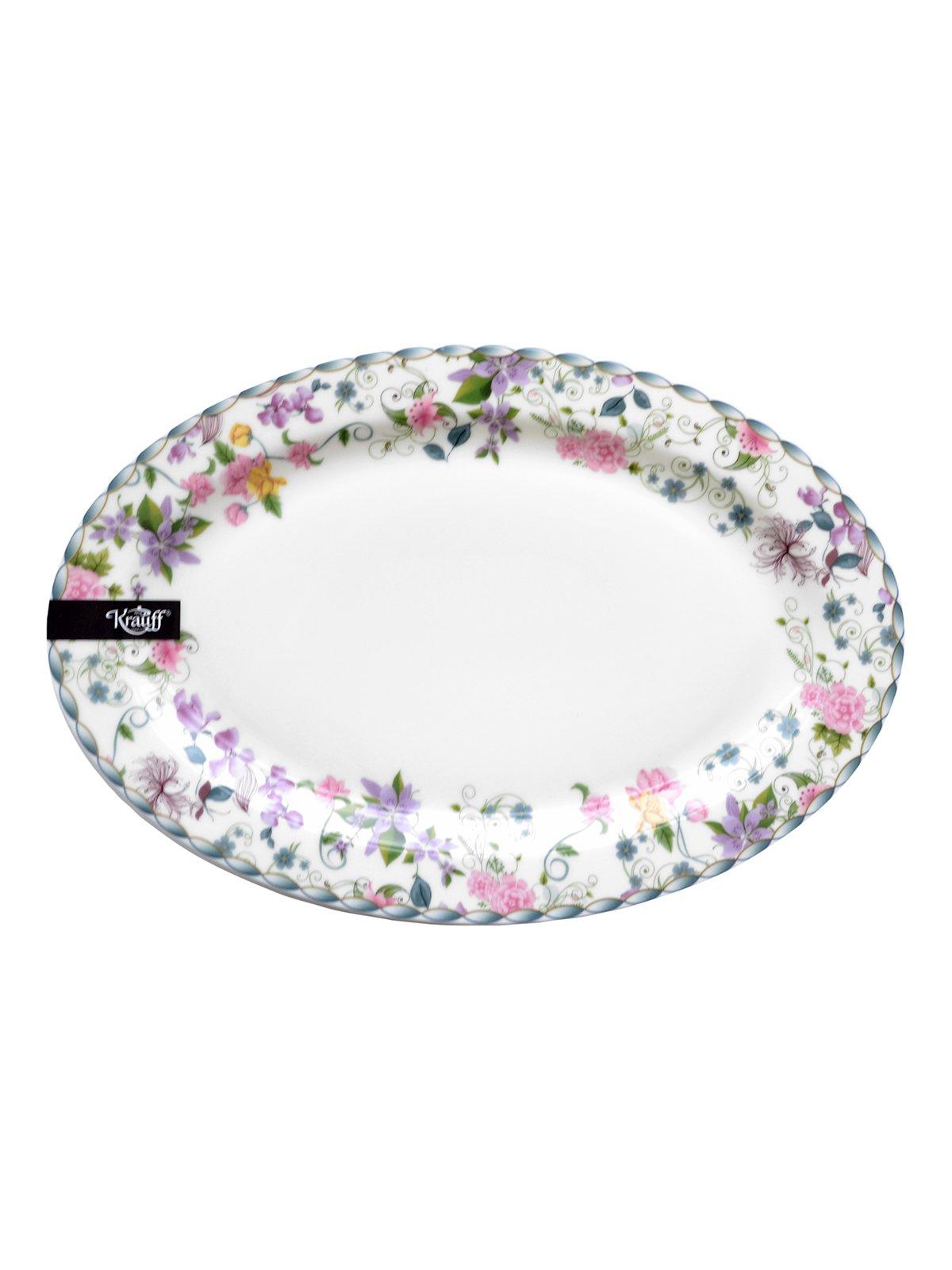 Блюдо овальное (30,6х21,4х2,2 см) | 1849490
