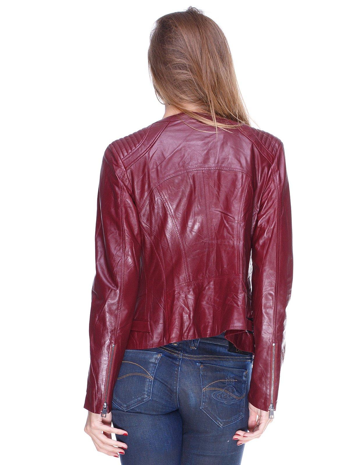 Куртка бордова   1848779   фото 2