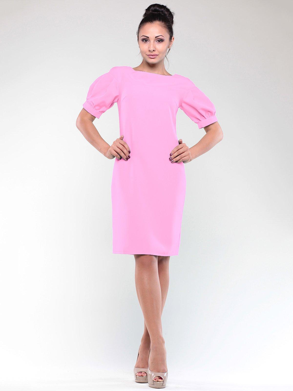 Сукня рожева | 1842228
