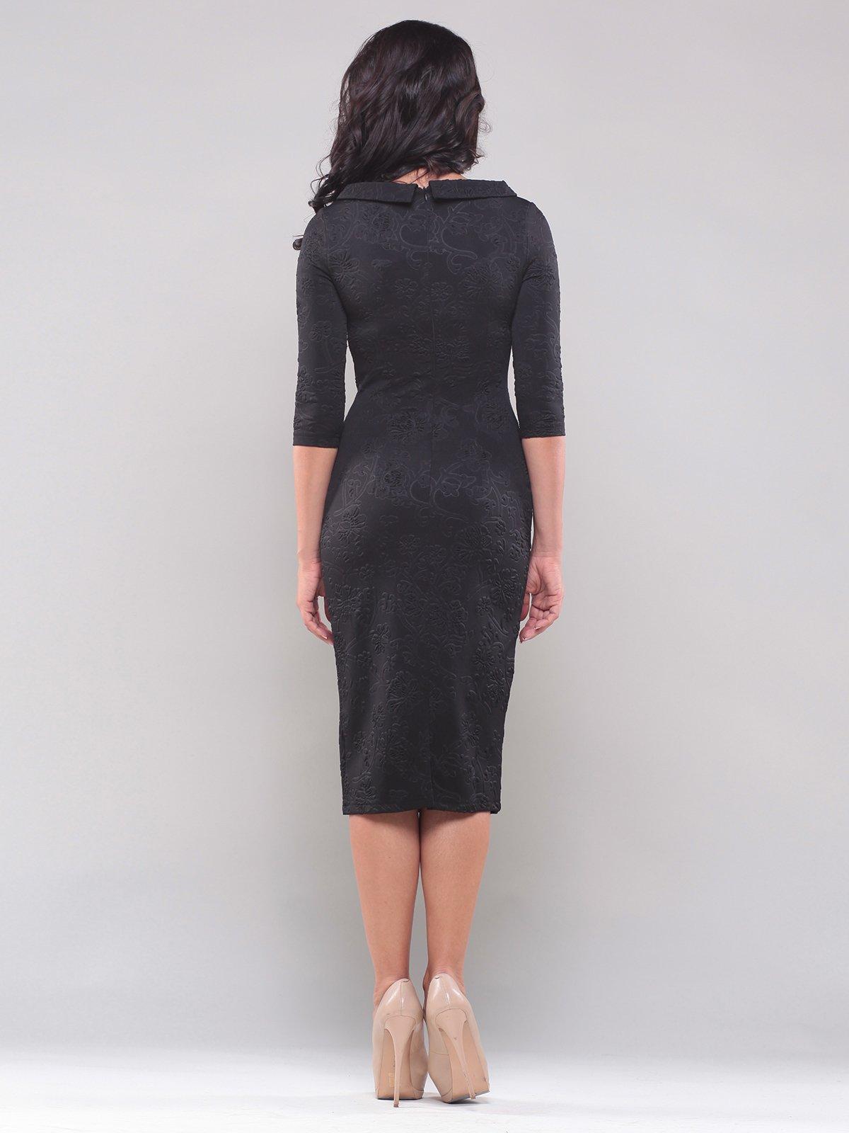 Платье черное   1850845   фото 2