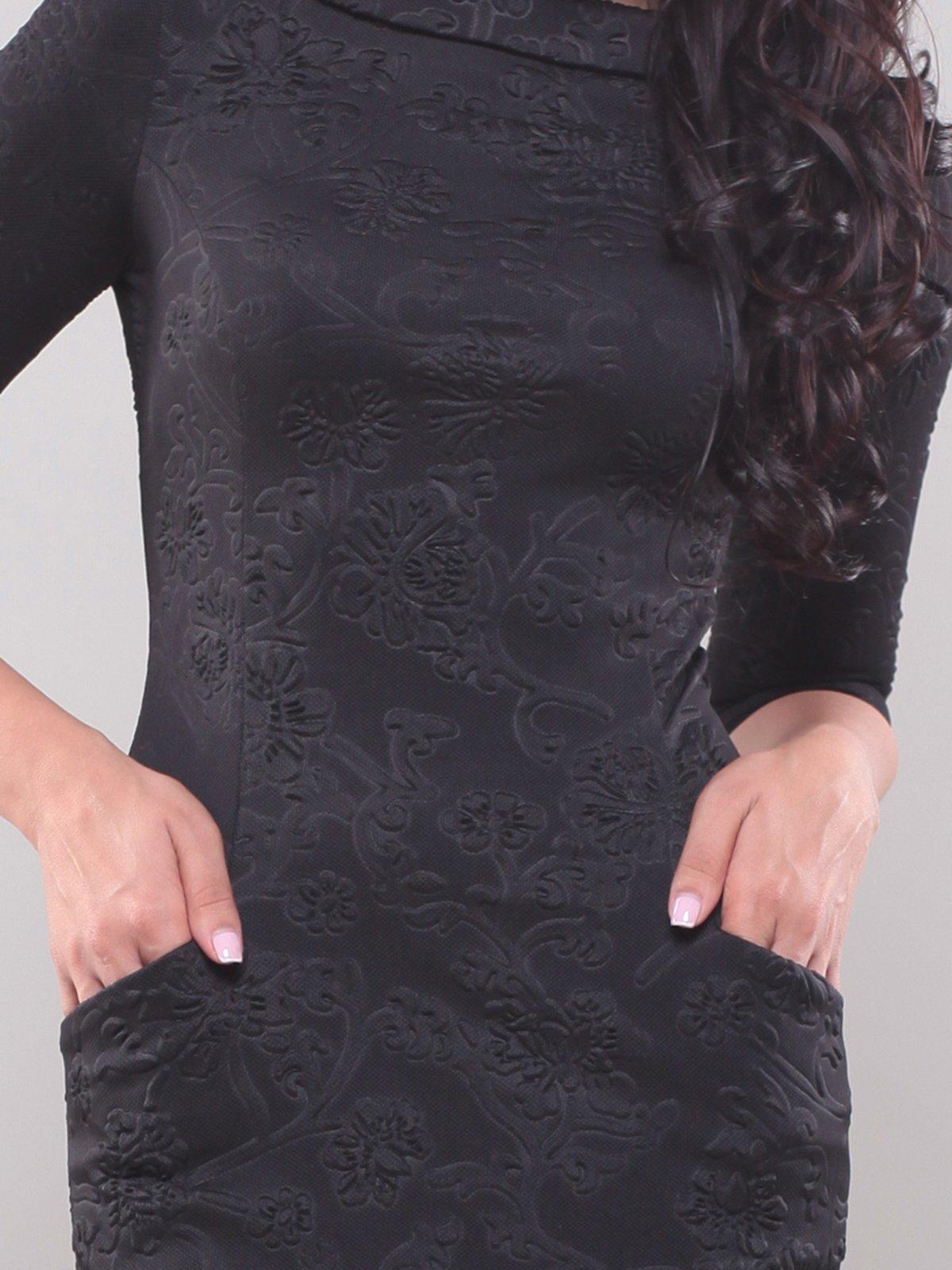 Платье черное   1850845   фото 3