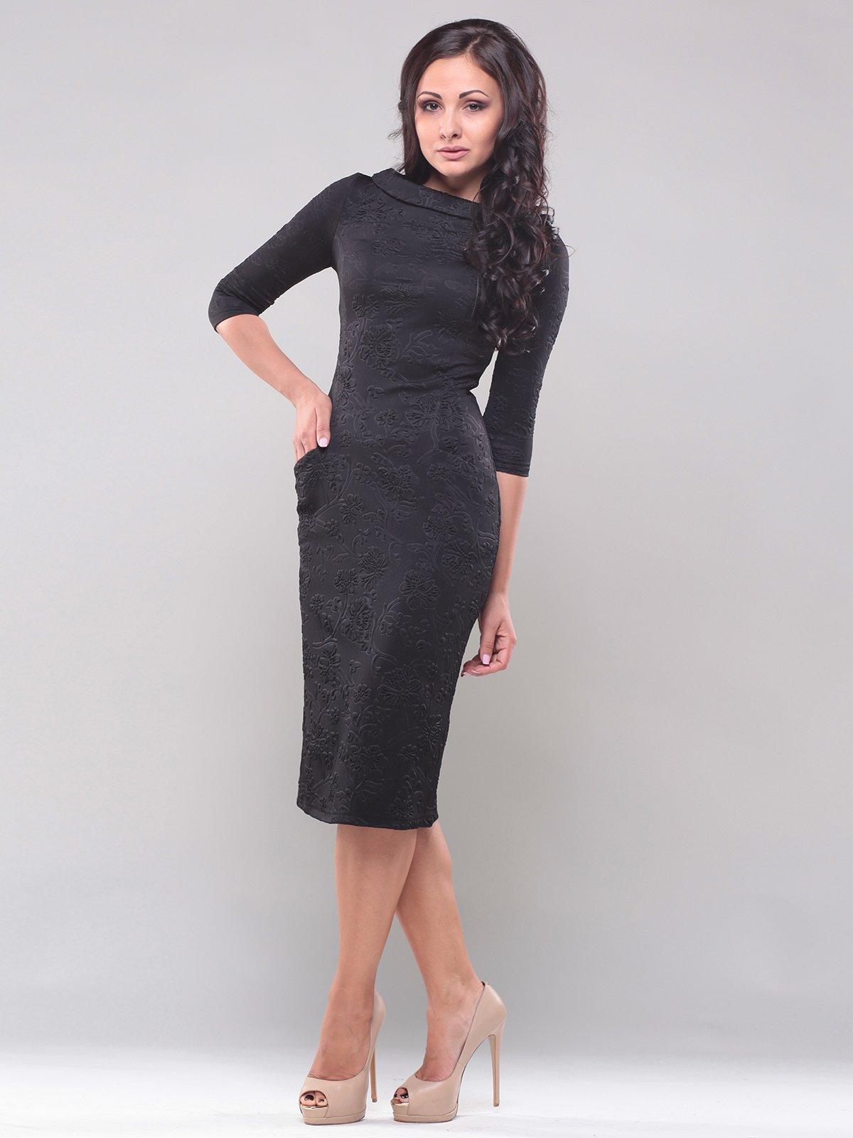 Платье черное   1850845   фото 5