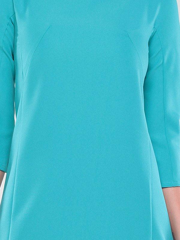 Платье светло-ментолового цвета   1850877   фото 3