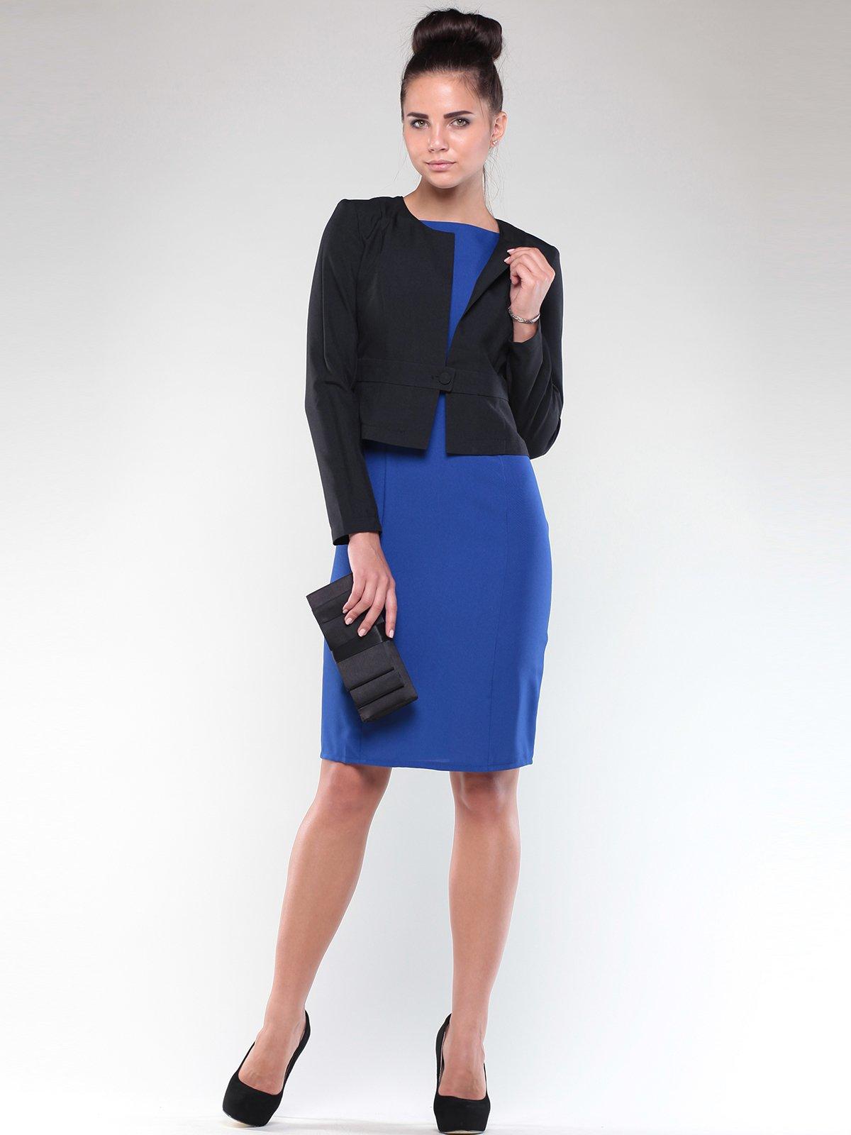 Комплект: сукня і жакет | 1850878