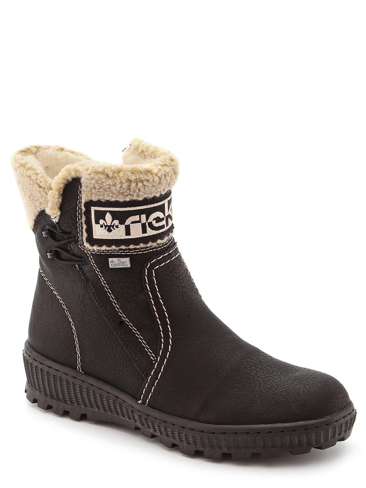 Ботинки черные | 1860326