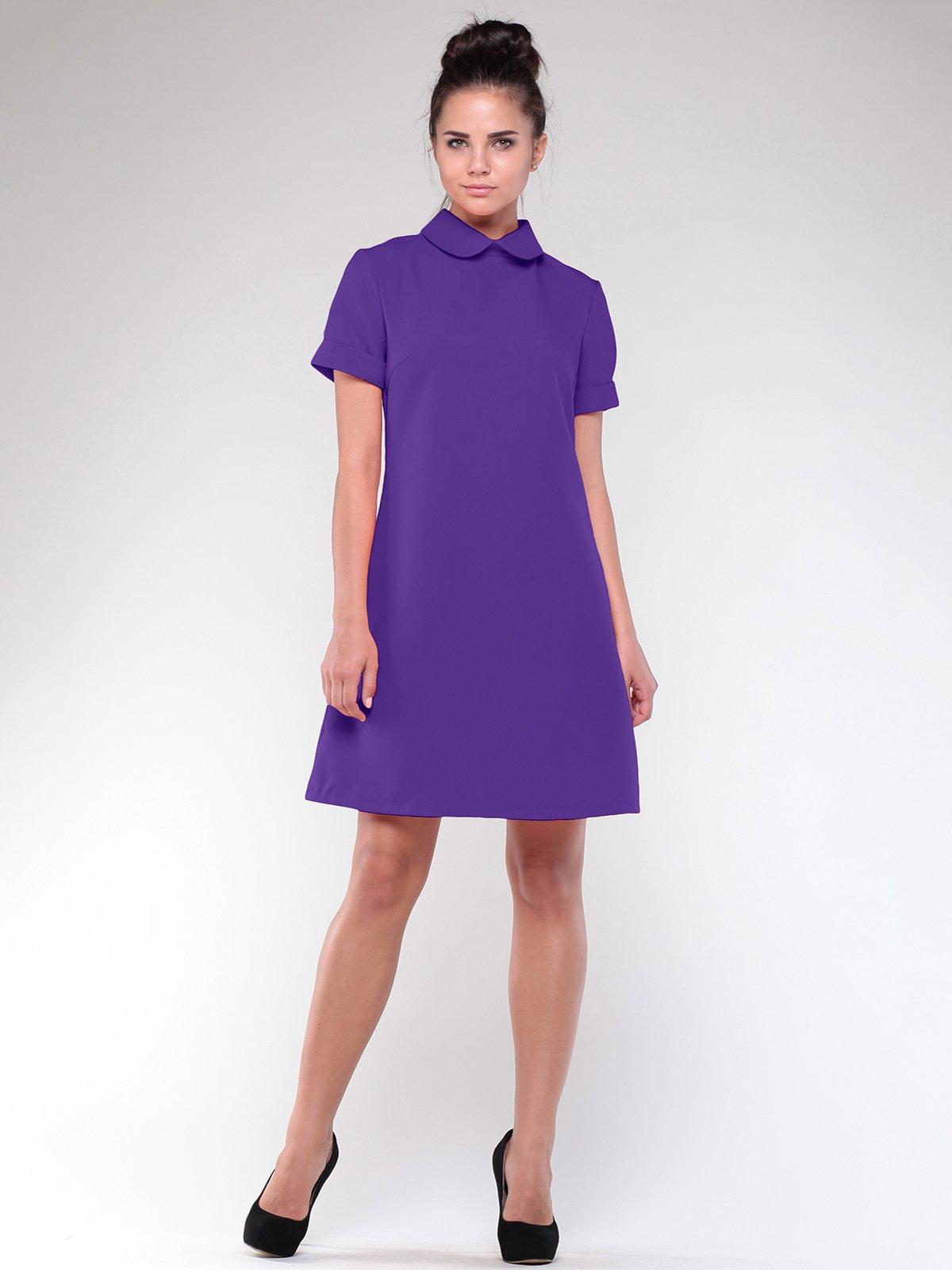 Платье фиолетовое | 1861189