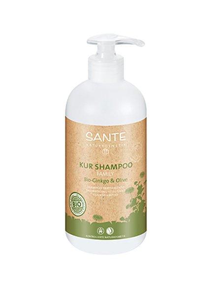 Шампунь для волосся відновлюючий «Гінкго і олива» (500 мл)   1861682