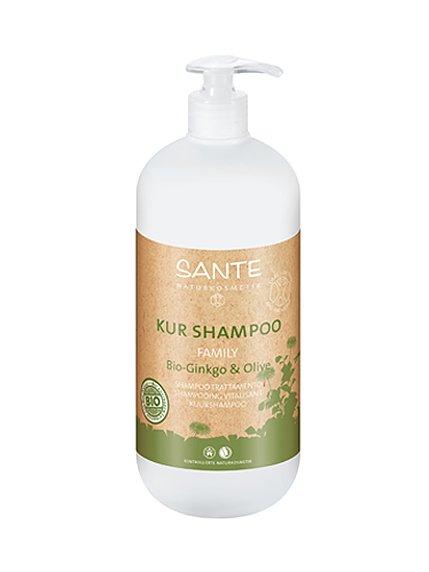 Шампунь для волосся відновлюючий «Гінкго і олива» (950 мл) | 1861683