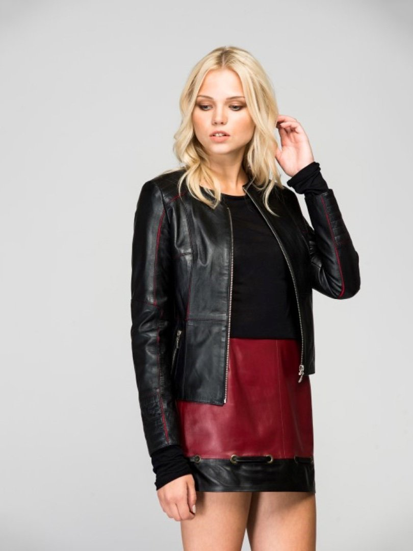 Куртка черная | 1863712 | фото 2